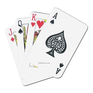a deck of cards is like a semen analysis